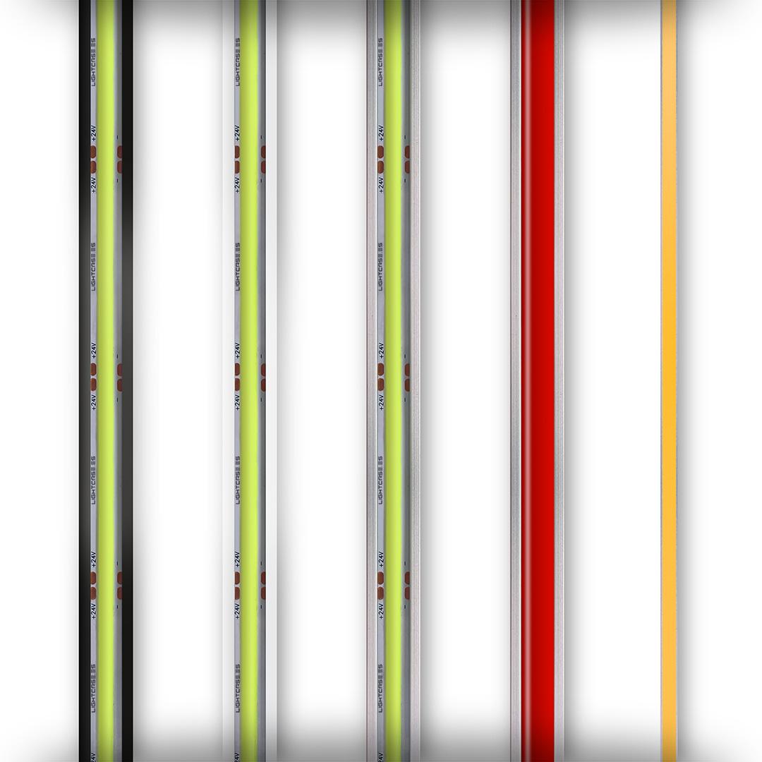 Gama iluminación lineal Lightcase